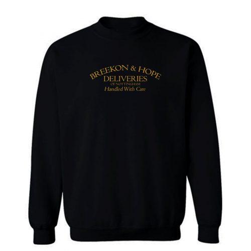 Breekon Hope Deliveries Sweatshirt