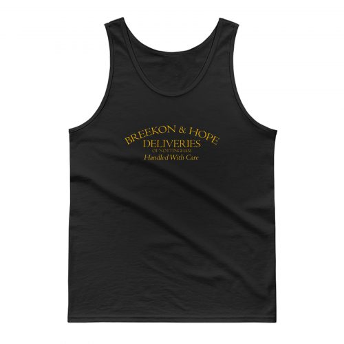Breekon Hope Deliveries Tank Top