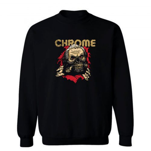 Chrome Sweatshirt