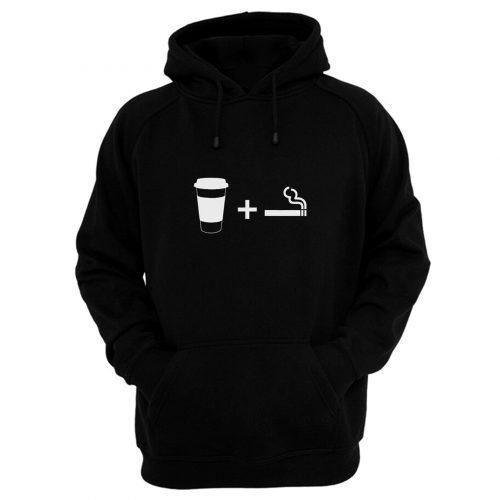 Coffee Cigarettes Hoodie