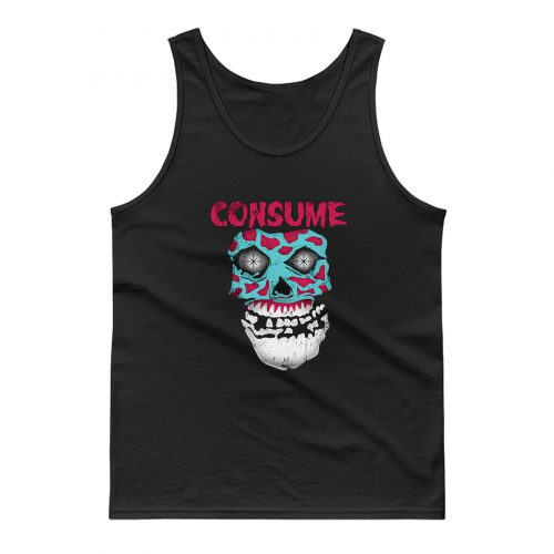 Consume Tank Top