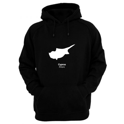 Country Silhouetten Cyprus Hoodie