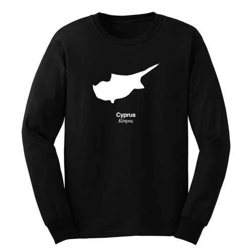 Country Silhouetten Cyprus Long Sleeve