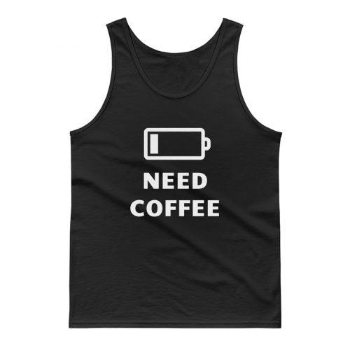 Cute Coffee Tank Top