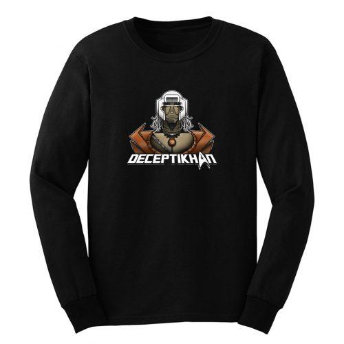 Deceptikhan Long Sleeve