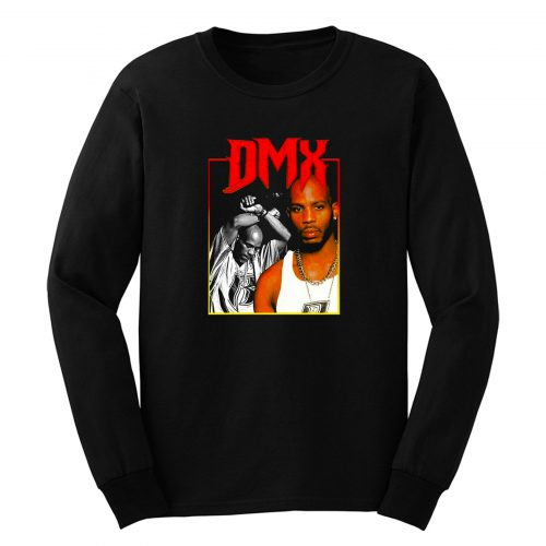 Dmx Classic Rap 90s Classic Long Sleeve