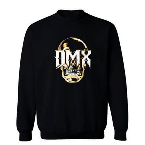 Dmx Vintage Skull Classic Sweatshirt