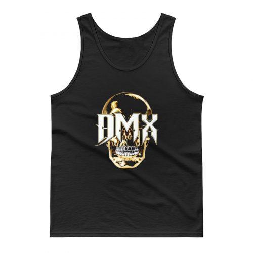 Dmx Vintage Skull Classic Tank Top