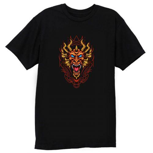 Dragon Illustration T Shirt