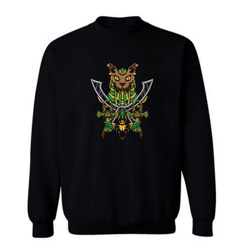Egyptian God Sweatshirt