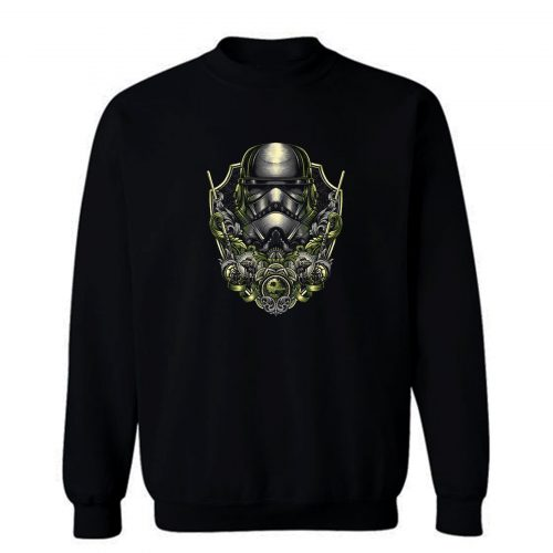 Emblem Of The Storm Sweatshirt