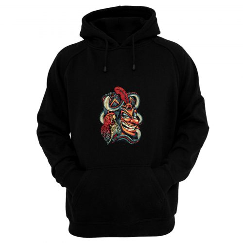 Hunger For Power Hoodie