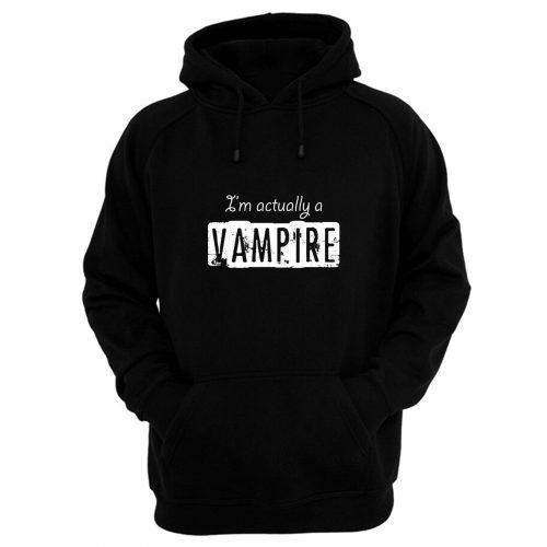 Ich Eigentlich Ein Vampir Hoodie