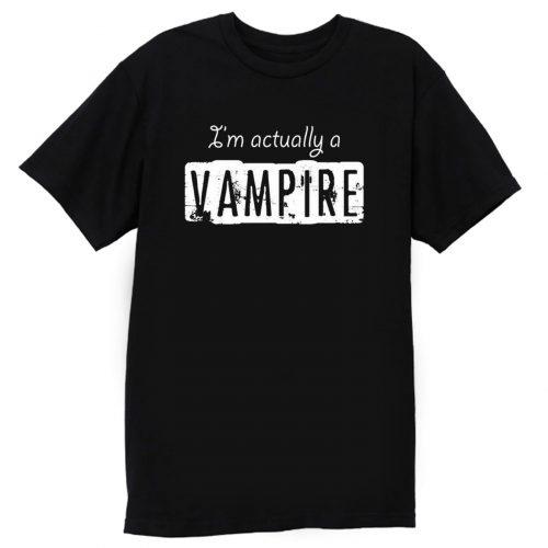 Ich Eigentlich Ein Vampir T Shirt