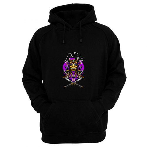 Mecha Samurai 04 Hoodie