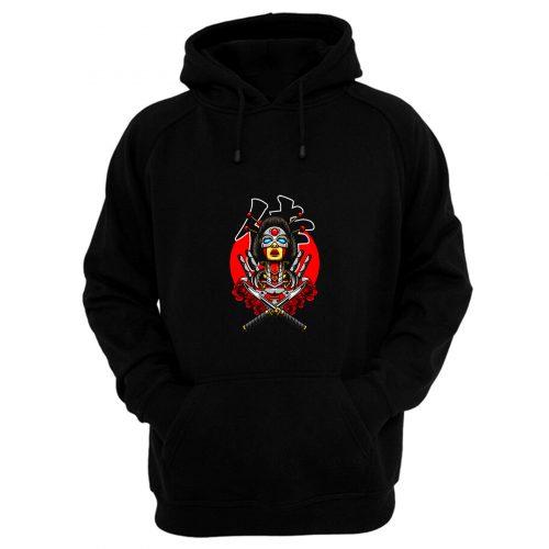 Mecha Samurai Hoodie