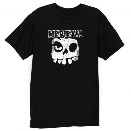 Medieval Misfit T Shirt
