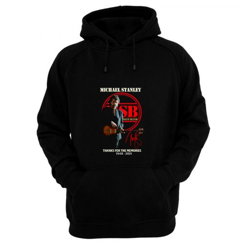 Michael Stanley Band Thanks For The Memory Hoodie