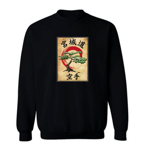 Miyagi Do Wootblock Sweatshirt