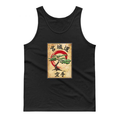 Miyagi Do Wootblock Tank Top
