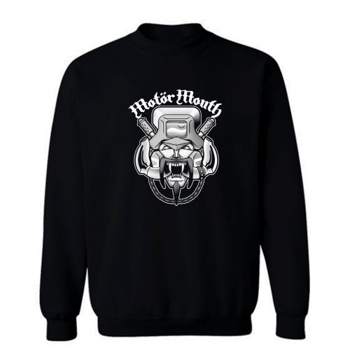 Motormouth Sweatshirt