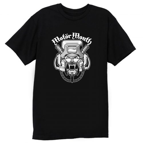 Motormouth T Shirt