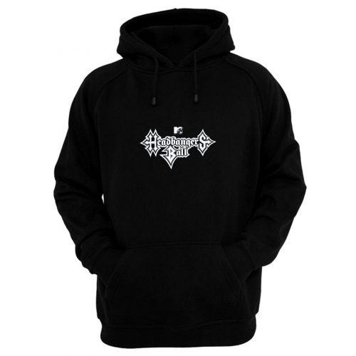 Mtv Headbangers Ball Metal Hoodie