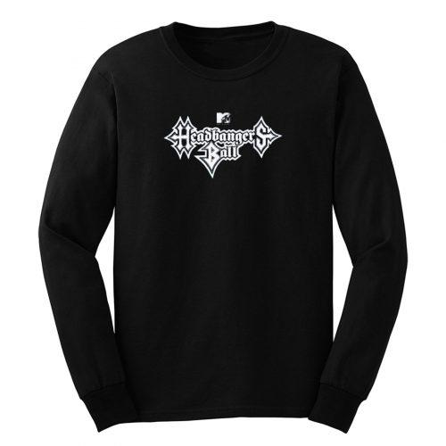Mtv Headbangers Ball Metal Long Sleeve