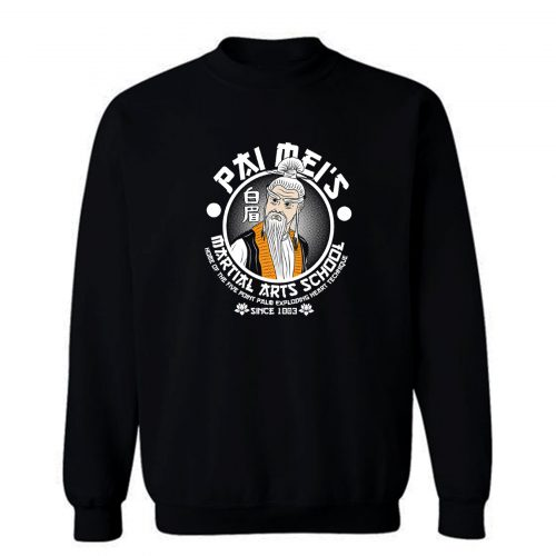 Pai Meis Martial Arts Schoo Sweatshirt