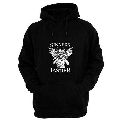 Sinners Are Tastier Hoodie