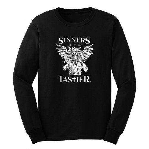 Sinners Are Tastier Long Sleeve