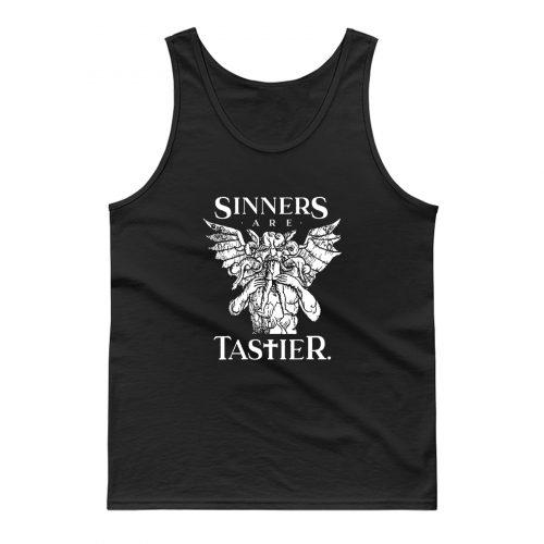 Sinners Are Tastier Tank Top