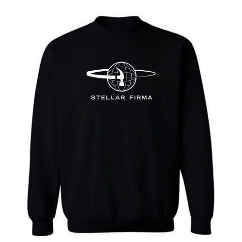 Stellar Firma Podcast Sweatshirt