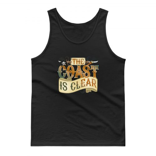 The Coast Is Clear Tank Top