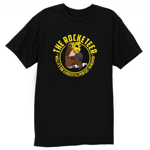 The Rocketman T Shirt