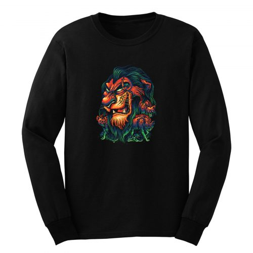 The Uncrowned King Long Sleeve