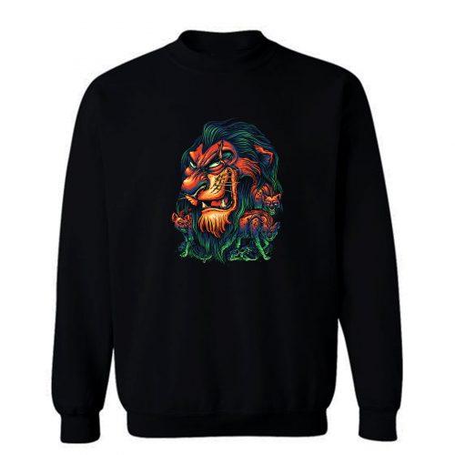 The Uncrowned King Sweatshirt