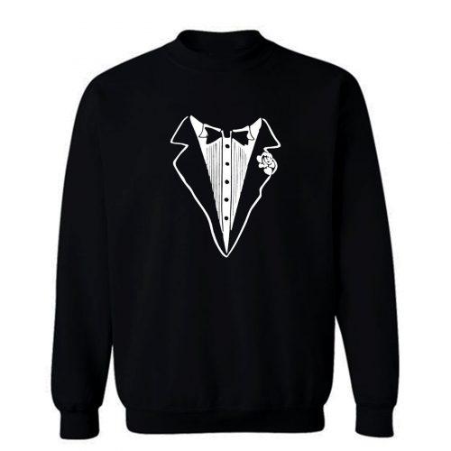Tuxedo Funny Youth Sweatshirt
