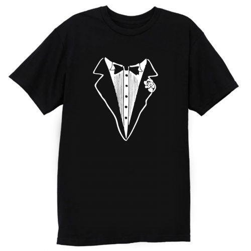 Tuxedo Funny Youth T Shirt