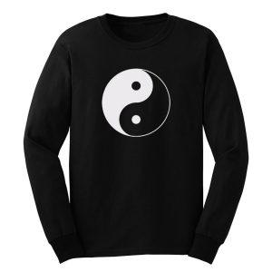 Yin And Yang Long Sleeve