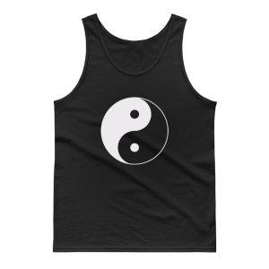 Yin And Yang Tank Top