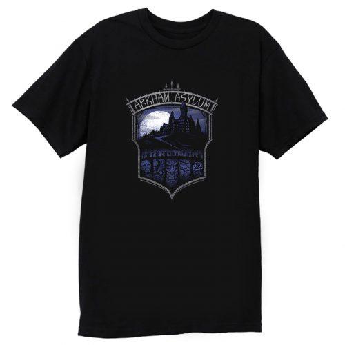 Arkham Asylum T Shirt