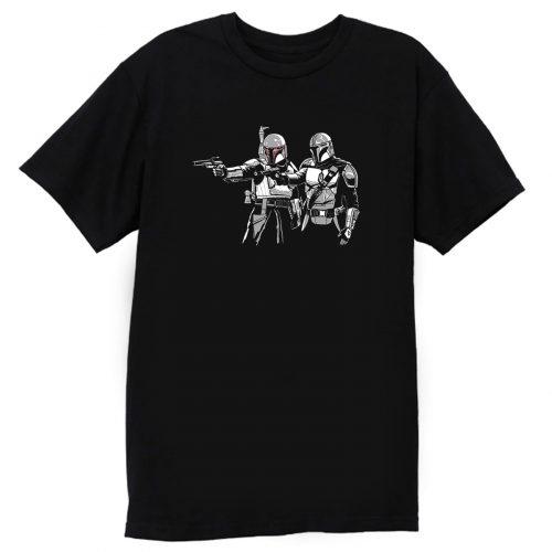 Beskar Fiction T Shirt