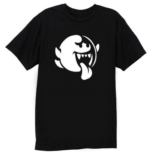 Boo Super Mario Ghost T Shirt