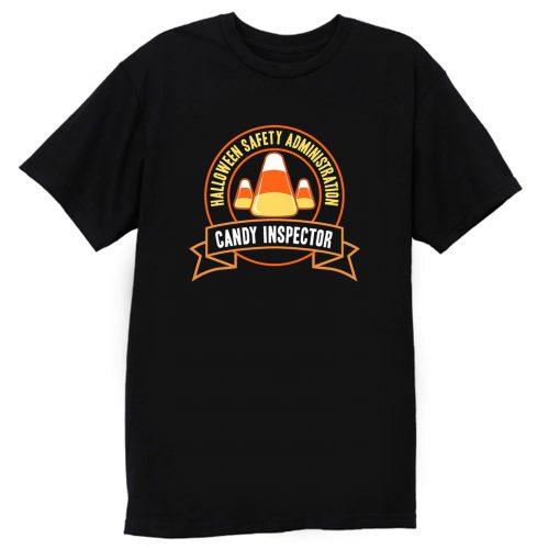 Candy Inspector T Shirt