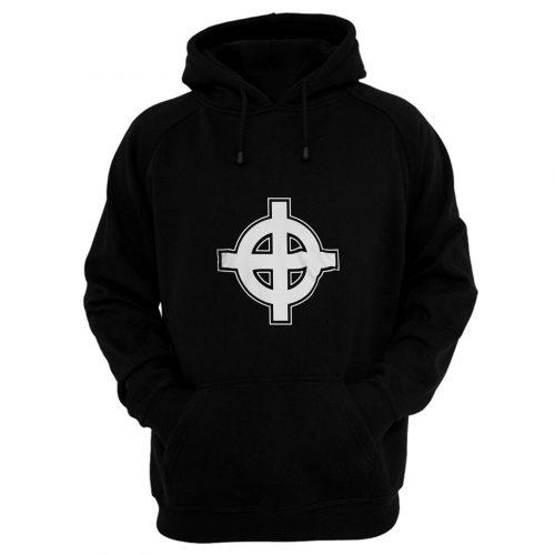 Celtic Cross Hoodie