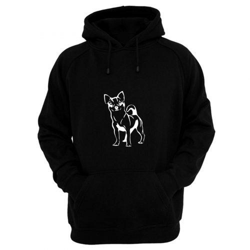 Chihuahua Logo Hoodie
