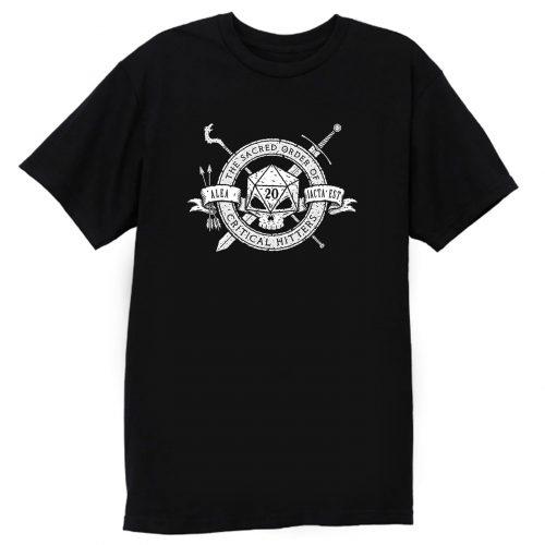 Critical Hitters T Shirt