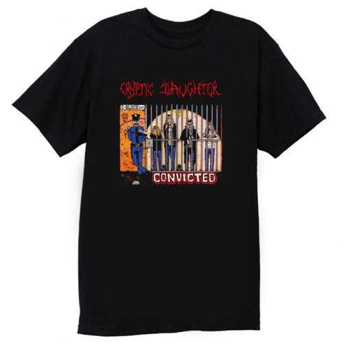 Cryptic Slaughter T Shirt