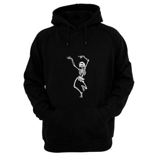 Dancing Skelleton Hoodie